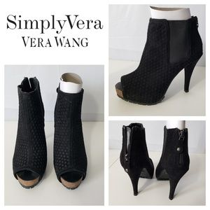 Simply Vera By Vera Wang Svlira Heels. Sz 6 New